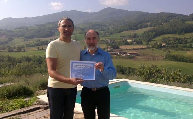 Wayne & Maurizio